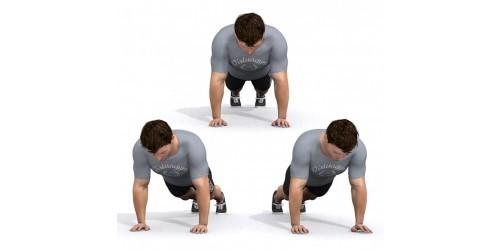 بدنسازی - حرکت ورزشی چرخش پلانک